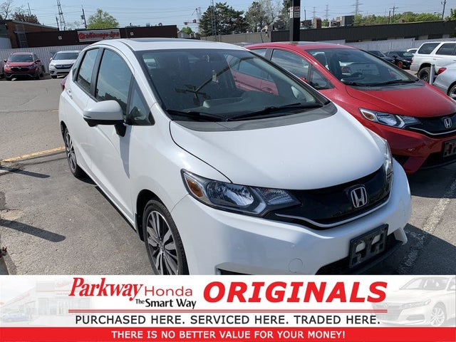2016 Honda Fit EX-L with Navi