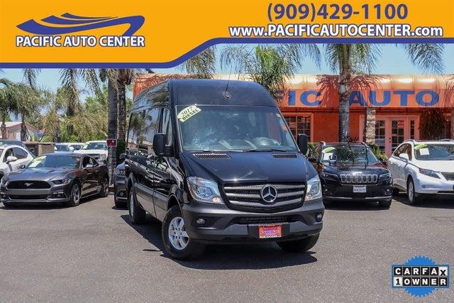 2017 Mercedes-Benz Sprinter 2500 144 V6 Crew Van