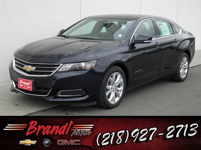 Used Chevrolet Impala For Sale In Duluth Mn Cargurus