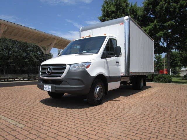 2019 Mercedes-Benz Sprinter 3500 XD 170 V6 High Roof Crew Van RWD
