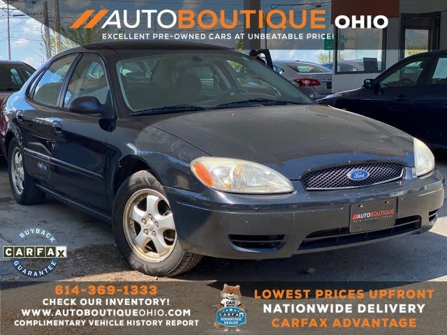 2007 Ford Taurus SE Fleet