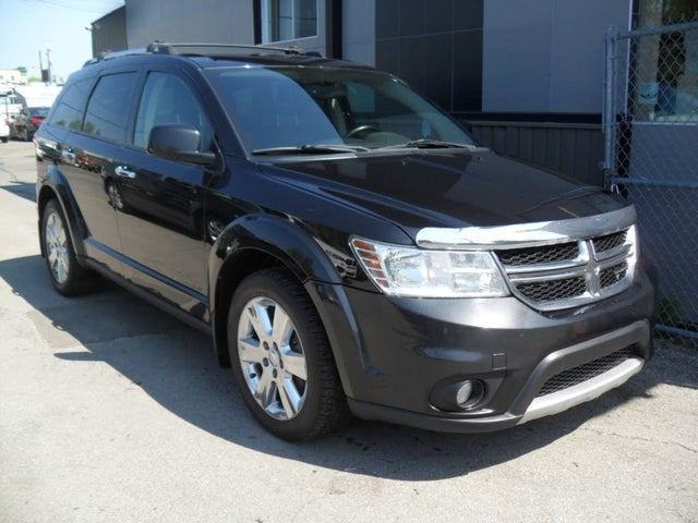 2013 Dodge Journey R/T AWD