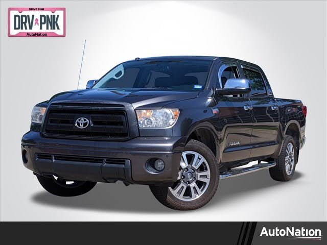 2012 Toyota Tundra Limited CrewMax 5.7L