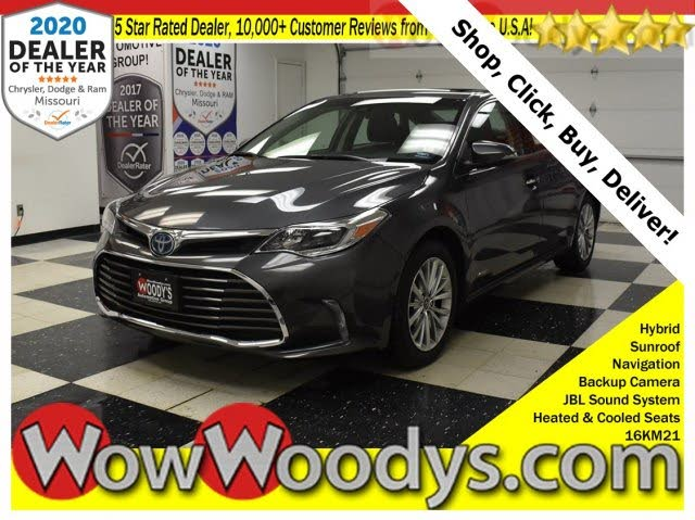 2016 Toyota Avalon Hybrid Limited FWD