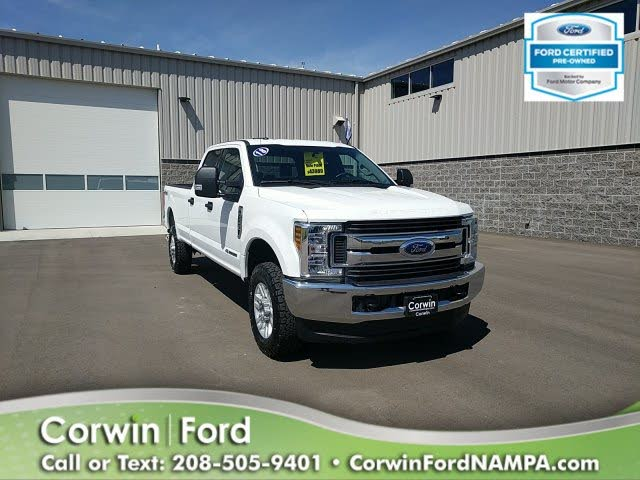 2018 Ford F-350 Super Duty XLT Crew Cab 4WD