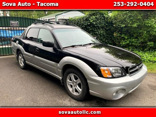 Used Subaru Baja For Sale In Bremerton Wa Cargurus