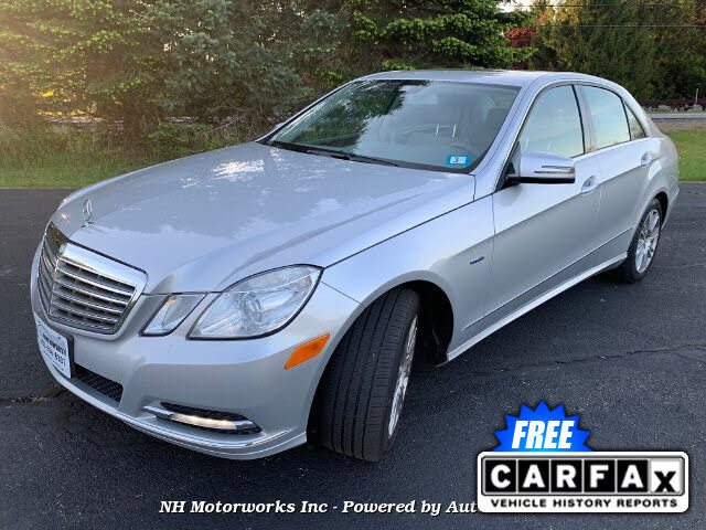 2012 Mercedes-Benz E-Class E 350 Luxury 4MATIC