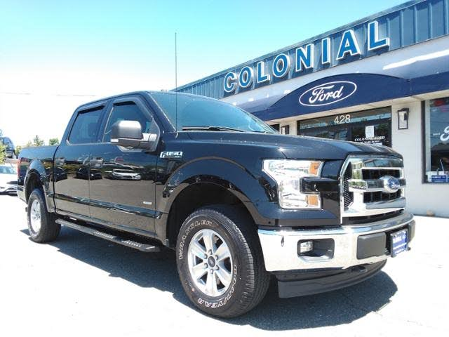 2017 Ford F-150 Platinum SuperCrew 4WD