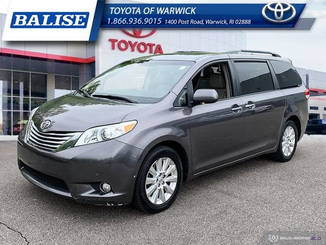 2011 Toyota Sienna Limited 7-Passenger AWD