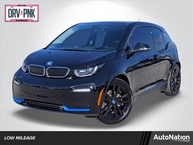 2019 BMW i3 120 Ah s RWD with Range Extender