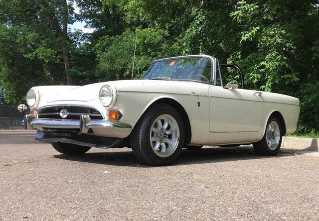 1966 Sunbeam Tiger Mk1A Sport Roadster