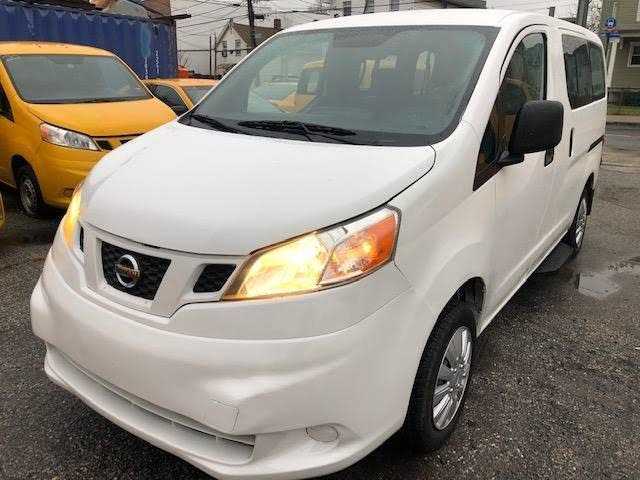 2015 Nissan NV200 Taxi