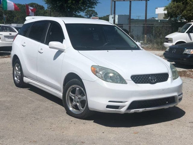 2004 Toyota Matrix XR AWD