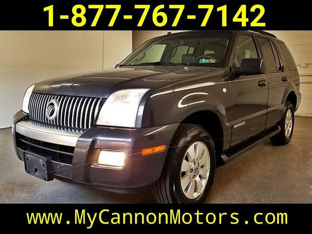 2007 Mercury Mountaineer V6 Premier AWD