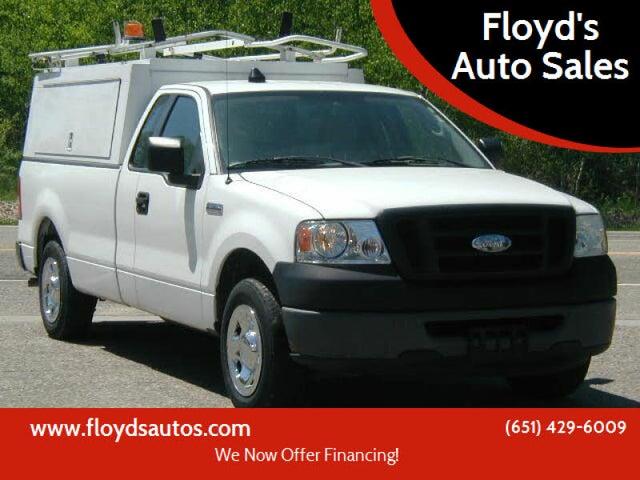 2008 Ford F-150 XL LB