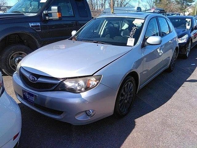 2010 Subaru Impreza 2.5i Premium Hatchback