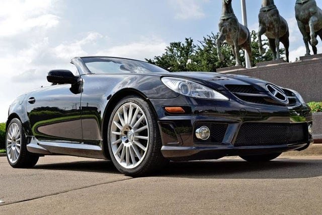 Used Mercedes-Benz SLK-Class for Sale in Fort Worth, TX ...