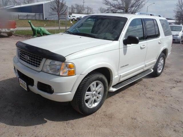 2004 Ford Explorer Limited V6 4WD
