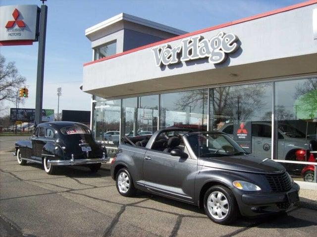 2005 Chrysler PT Cruiser Touring Convertible FWD