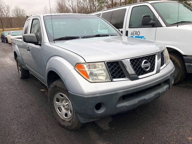 2007 Nissan Frontier Nismo King Cab 4WD