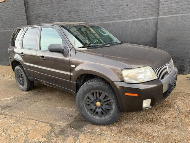 2006 Mercury Mariner Premier AWD