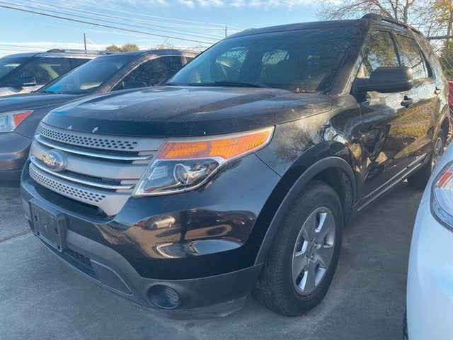 2011 Ford Explorer Base