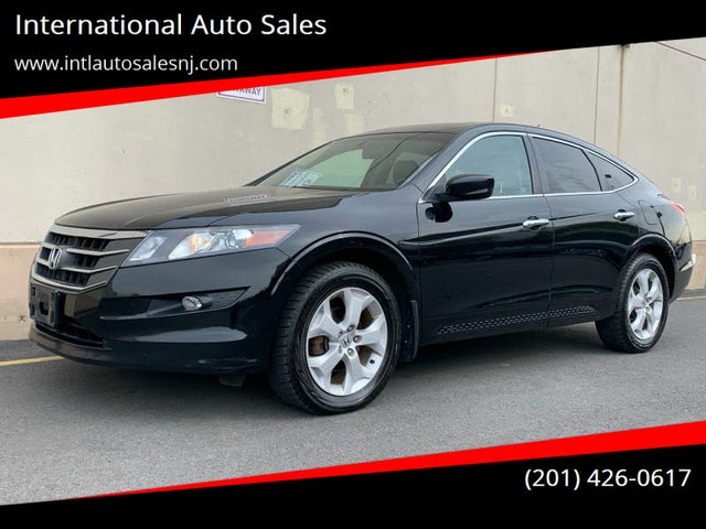 2012 Honda Crosstour EX-L V6 AWD with Navi