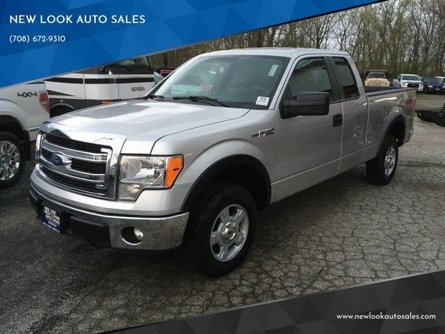 2014 Ford F-150 FX4 SuperCab 4WD
