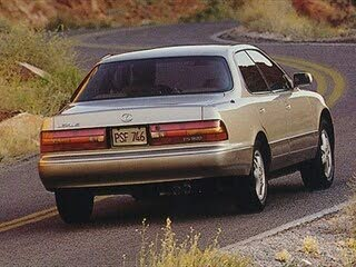 1993 Lexus ES 300 300 FWD