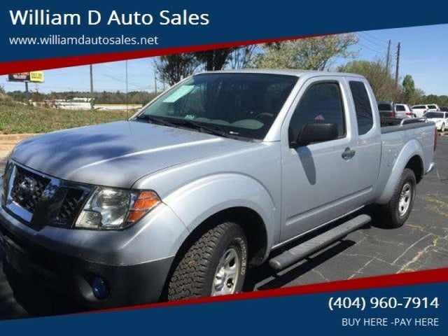 2010 Nissan Frontier XE King Cab