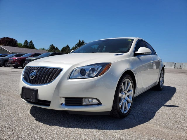 2012 Buick Regal Turbo Sport Sedan FWD