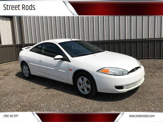 2002 Mercury Cougar Hatchback FWD