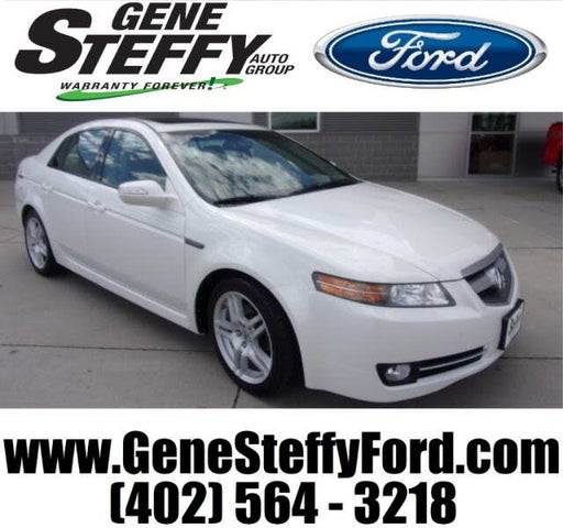 2011 Acura TL SH-AWD With Technology Package And