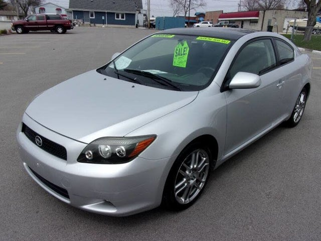 2008 Scion tC Base