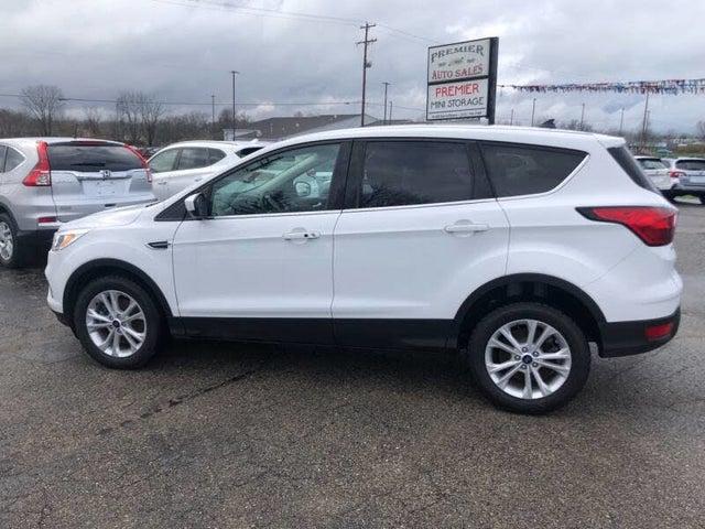2019 Ford Escape SE AWD