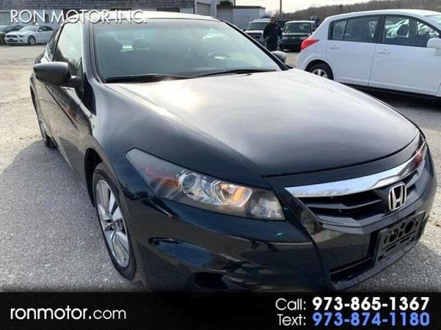 2012 Honda Accord Coupe EX