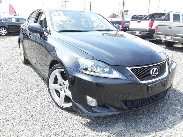 2007 Lexus IS 250 RWD