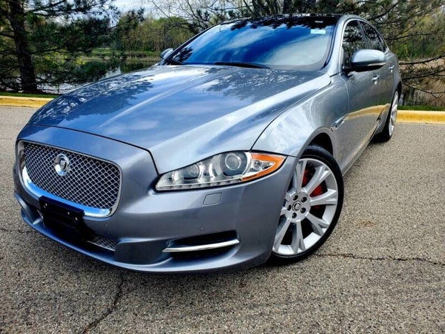 2011 Jaguar XJ-Series XJ Supercharged RWD