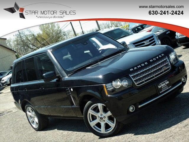 2012 Land Rover Range Rover SC