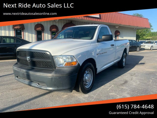 2012 RAM 1500 Tradesman Heavy Duty
