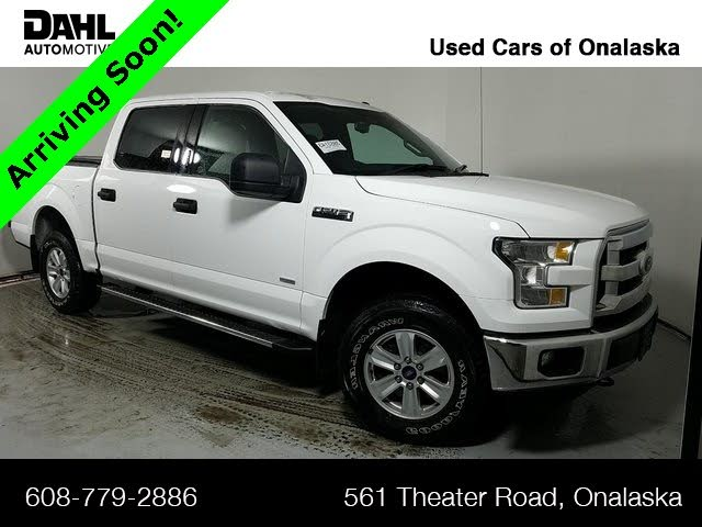 2016 Ford F-150 Lariat SuperCrew 4WD