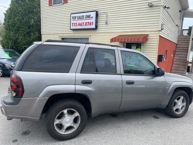 2008 Chevrolet Trailblazer LS Fleet 4WD