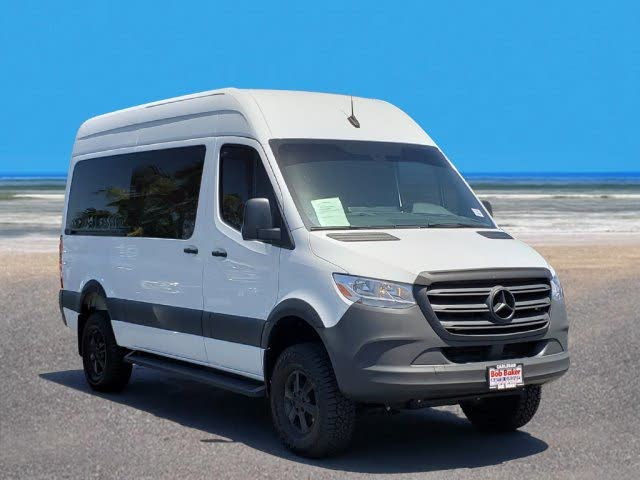 2019 Mercedes-Benz Sprinter 2500 144 V6 High Roof Passenger Van 4WD