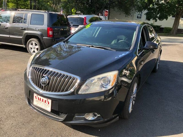 2013 Buick Verano Leather FWD