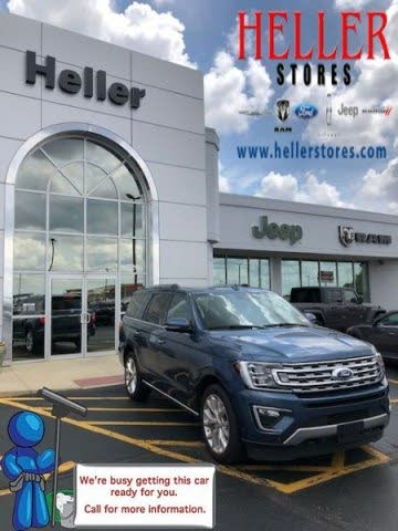 2019 Ford Expedition Limited 4WD
