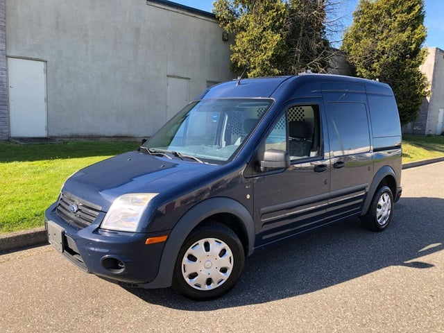 2010 Ford Transit Connect Cargo XLT FWD