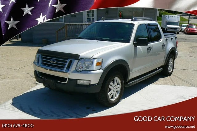 2009 Ford Explorer Sport Trac XLT 4WD