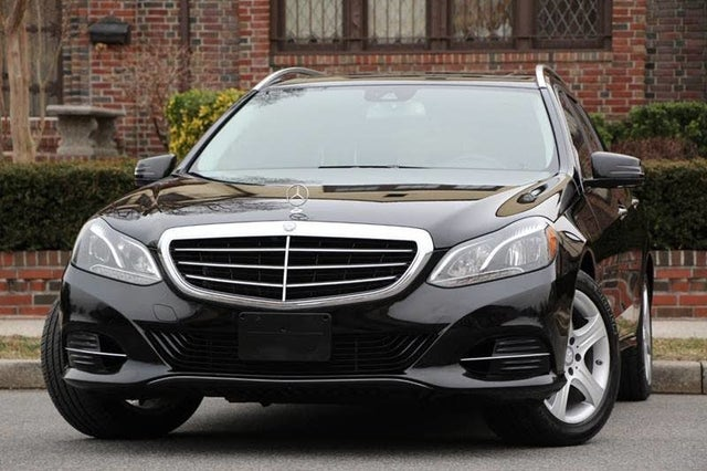 2014 Mercedes-Benz E-Class E 350 Luxury 4MATIC Wagon