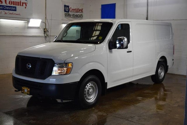2014 Nissan NV Cargo 3500 HD S with High Roof