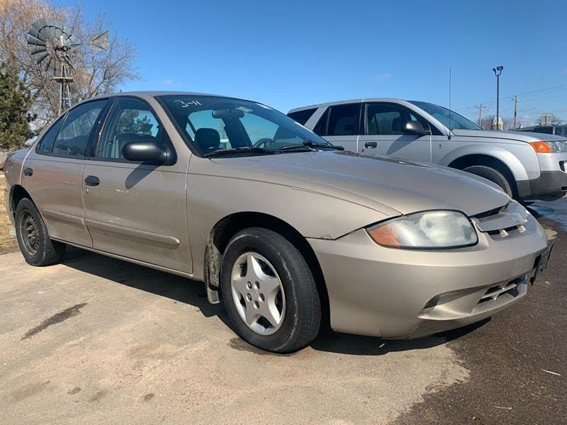2003 chevrolet cavalier for sale in eau claire wi cargurus cargurus